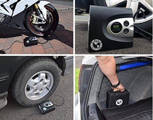 Tire Inflator Carry Case