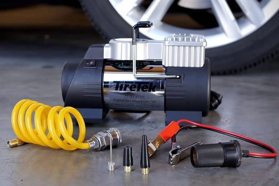 The Five Best Tire Inflators For 2017